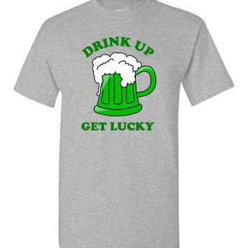 Drink Up Get Lucky