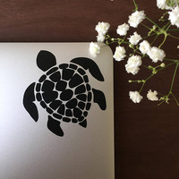 Sea Turtle Car/Phone/Laptop/Planner/Tablet Sticker Decal