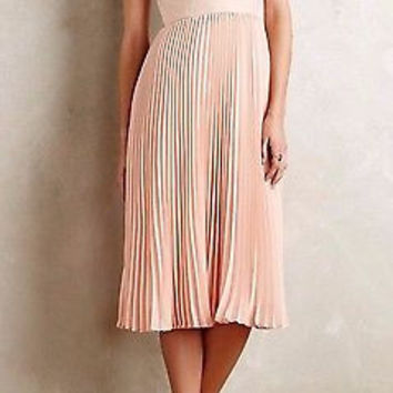 Anthropologie $325 Trissina Dress Sz 2 - by 4.collective - NWT