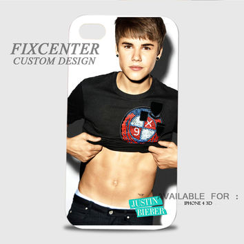 Justin Bieber Cool Sexy Photos 3D Cases for iPhone 4,4S, iPhone 5,5S, iPhone 5C, iPhone 6, iPhone 6 Plus, iPod 4, iPod 5, Samsung Galaxy Note 4, Galaxy S3, Galaxy S4, Galaxy S5, BlackBerry Z10 phone case design