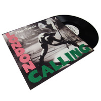 The Clash: London Calling (180g) Vinyl 2LP