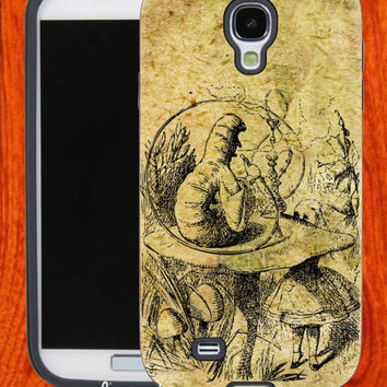 VintagedesignAliceInWonderland ,Accessories,Case,Cell Phone,iPhone 4/4S,iPhone 5/5S/5C,Samsung Galaxy S3,Samsung Galaxy S4,Rubber,27-11-1-Hk