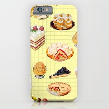 Dreamy thinking about you iPhone & iPod Case by Laura Nadeszhda