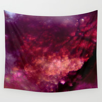 painting dream Wall Tapestry by Marianna Tankelevich