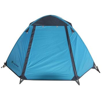 Top Quality Double Layer 2-3 Person Rainproof Ourdoor Camping Tent for Hiking Fishing Hunting Adventure Picnic Party Tent
