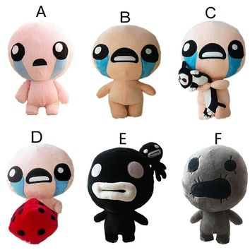 The Binding of Isaac Afterbirth Isaac Stuffed Plush Toys