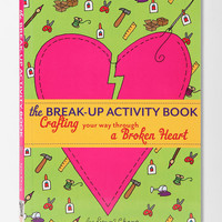 Urban Outfitters - The Break-Up Activity Book By Lynn Chang