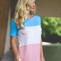 Buy Me Cotton Candy- Knit Top
