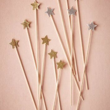 Star-Struck Swizzle Sticks (12)