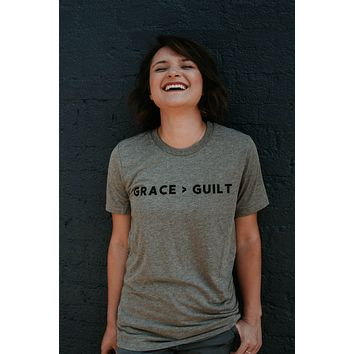 Grace is Greater than Guilt Tee