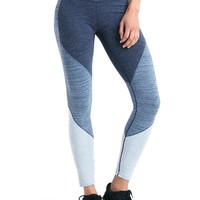 gFast performance cotton colorblock leggings | Gap
