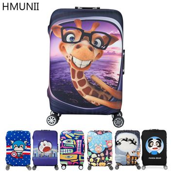 Safety case box suitcase dust cover protective sleeve trolley case elastic sleeve 20/24/28/30 inch thickening is not easy wear