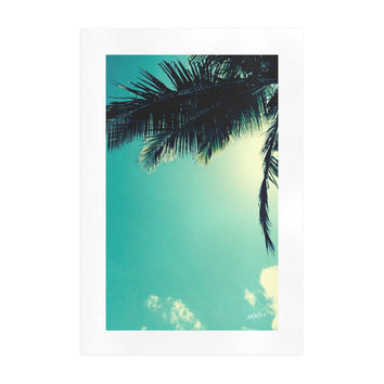 Art Print . Palm Delight