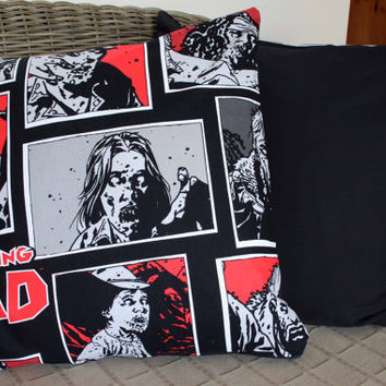 Walking Dead Cushion Cover (Large Print)