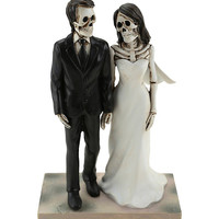 Skeleton Wedding Figurine