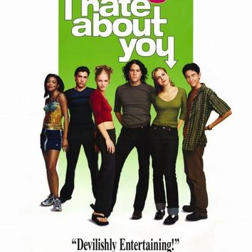 Ten Things I Hate About You 11x17 Movie Poster (1999)