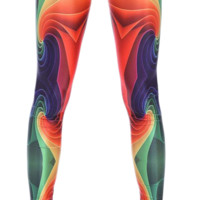3D Printed Leggings