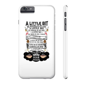 Friends song Phone Case
