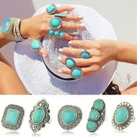 Love For Turquoise Ring