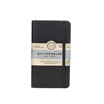 Kikkerland Design Inc » Products » Writersblok NY Pocket Soft Cover Ruled