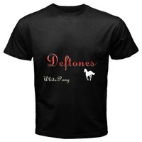 deftones white pony tshirt Size S M L XL 2XL 3XL 4XL and 5XL