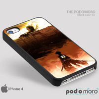 Attack On Titan for iPhone 4/4S, iPhone 5/5S, iPhone 5c, iPhone 6, iPhone 6 Plus, iPod 4, iPod 5, Samsung Galaxy S3, Galaxy S4, Galaxy S5, Galaxy S6, Samsung Galaxy Note 3, Galaxy Note 4, Phone Case