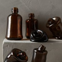 Farmacia Bottles by Anthropologie Brown