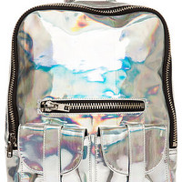UNIF Backpack Gammaray in Silver
