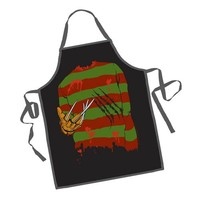 Nightmare on Elm Street Freddy Krueger Character Apron - Icup - Horror: Nightmare on Elm Street - Aprons at Entertainment Earth