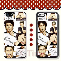 One direction, iPhone 5 case iPhone 5c case iPhone 5s case iPhone 4 case iPhone 4s case, Samsung Galaxy S3 \S4 Case, Phone case --X50640