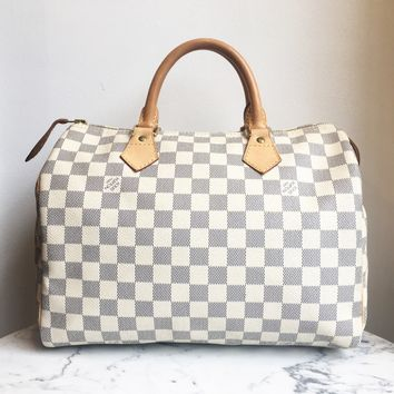 Louis Vuitton 'Speedy 30' Handbag