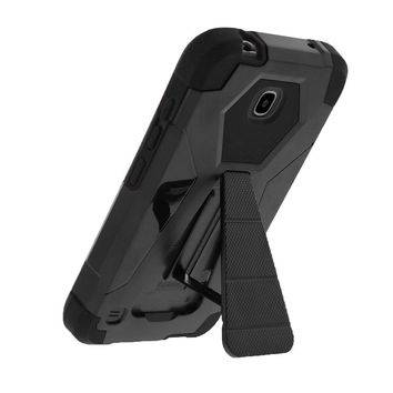 Huawei Union, Dual Layer Shell SHOCK Impact Kickstand Case with Unique Graphic Images for Y538 by Miniturtle - Phoenix Bird Constellation Stars
