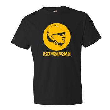 Rothbardian Murray Rothbard Shirt