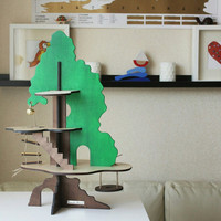 The Tree dollhouse