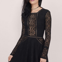 Lady Capulet Skater Dress $68