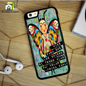 Pies Para iPhone 6 Plus Case by Avallen