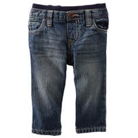 Pull-On Jeans - Brooklyn Wash