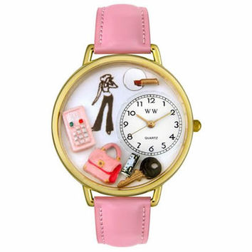 Teen Girl Watch in Gold (Large)