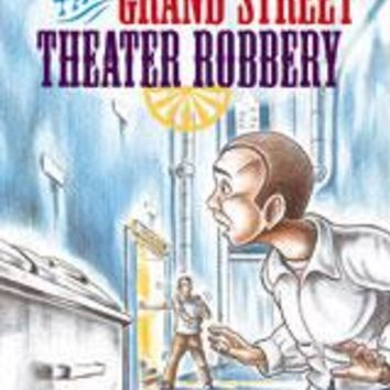 Rigby PM Plus Extension Individual Student Edition Emerald (Levels 25-26) The Grand Street Theater Robbery