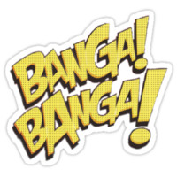 Austin Mahone - Banga Banga sticker