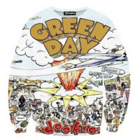 Green Day Crewneck