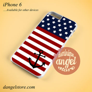 American Anchor Phone case for iPhone 6 and another iPhone devices