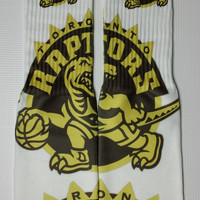 TORONTO RAPTORS SOCKS