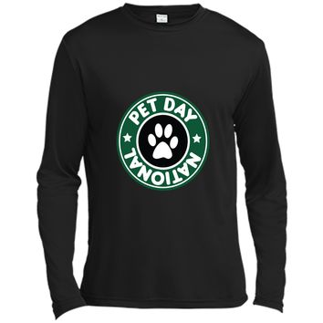 National Pet  Day- Day of Dog -Unique Design t shirt