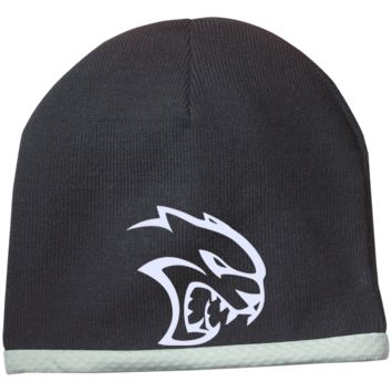 DODGE HELLCAT STC15 Sport-Tek Performance Knit Cap