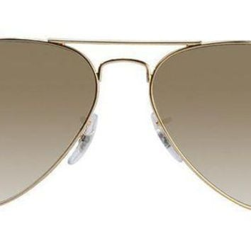 LMF8UH Ray Ban - RB3025 Gold - Brown