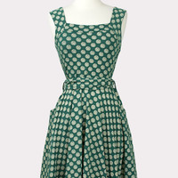 Dolce Vita Etched Dot Dress