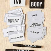 Ink'd: Tattoo Guessing Game