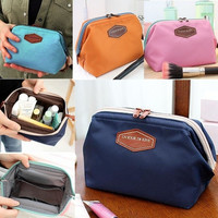 Cute Women  Lady Travel Makeup bag Cosmetic pouch Clutch Handbag Casual Purse  SV002470 = 1712966148