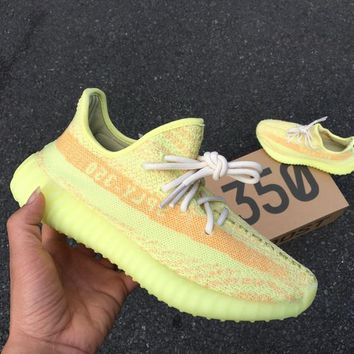 [Free Shipping ]Yeezy 350 Boost V2 Running Shoes
